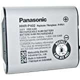 Panasonic 3.6V NiMH Rechargeable Cordless Telephone Battery (HHR-P402A)