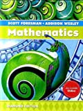 SCOTT FORESMAN ADDISON WESLEY MATH 2008 STUDENT EDITION (HARDCOVER)     GRADE 5