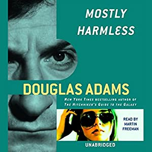 Mostly Harmless Hörbuch