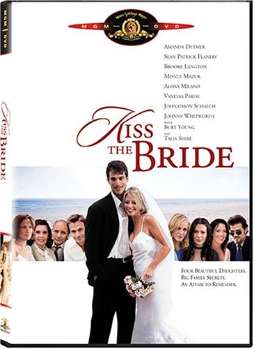 Cover art for  Kiss the Bride