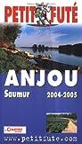 echange, troc Guide Petit Futé - Anjou 2004