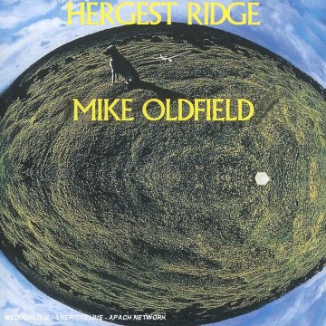 Mike Oldfield - Hergest Ridge (vinyle) - Zortam Music