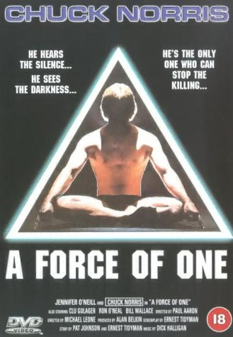 A Force of One [DVD]