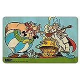 Asterix Frühstücksbrettchen - Asterix & Obelix - Zaubertrank - Lizenziertes