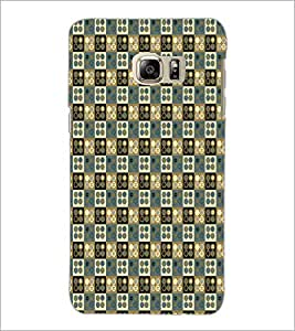 PrintDhaba Pattern D-5929 Back Case Cover for SAMSUNG GALAXY NOTE 5 (Multi-Coloured)