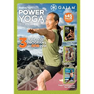 Power Yoga Collection, Rodney Yee