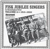 Fisk University Jubilee Singers, Vol. 2
