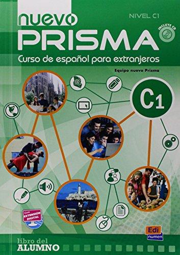 nuevo Prisma C1 : libro del alumno + CD