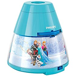 Philips Disney Frozen Childrens Night Light and Projector