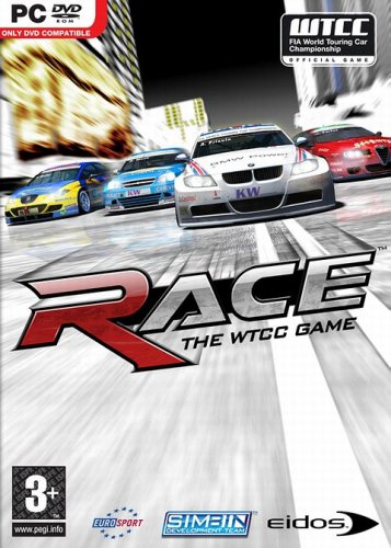 Race &#8211; The WTCC Game (DVD for Windows)