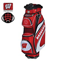 Wisconsin Badgers The Bucket Cooler Cart Bag