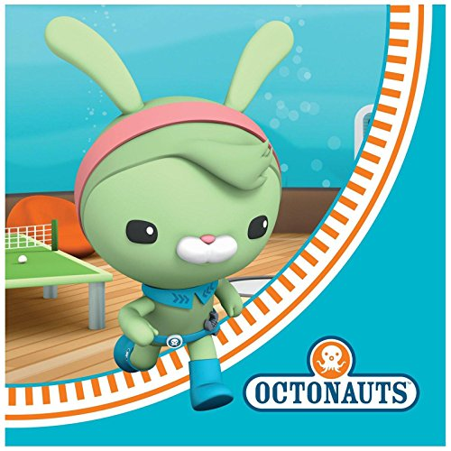 The Octonauts Lunch Napkins (20)