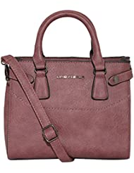 Lino Perros Women's Handbag (Purple)