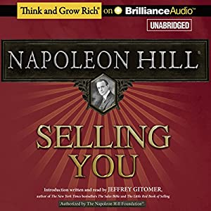 Selling You Audiobook