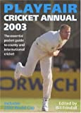 img - for Playfair Cricket Annual 2003 book / textbook / text book