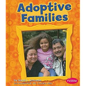 Adoptive Families Hardcover