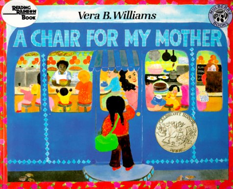 A Chair for My Mother (Reading Rainbow Book)