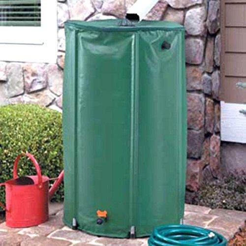 Collapsible Rain Barrel Water Storage - 75 Gallon (Collapsible Rain Barrel compare prices)