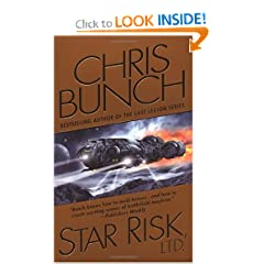 Star Risk Ltd. #1 by Chris Bunch