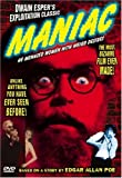 Maniac [DVD] [1934] [Region 1] [US Import] [NTSC]