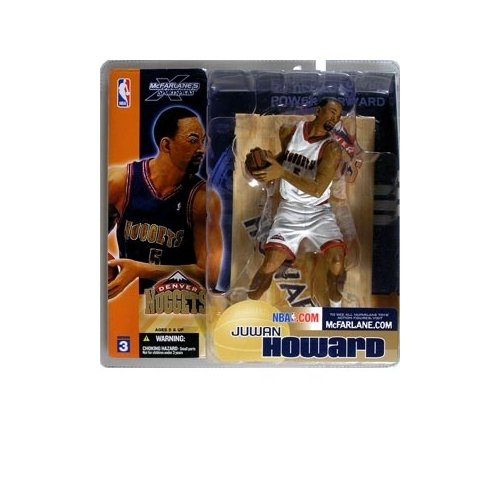 McFarlane Sportspicks: NBA Series 3 Juwan Howard (Chase Variant) Action Figure