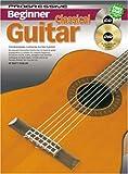 img - for Progressive Beginner Classical Guitar book / textbook / text book