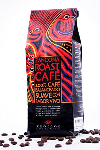 Zancona Coffee Beans Medium Roast Coffee Single Origin Specialty Panamanian (1lb Whole Bean) - Premium Exotic 100% Ethical Arabica Coffee Beans (Premium Cult Edition compare prices)