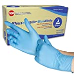 Dynarex SafeTouch Nitrile Exam Gloves...
