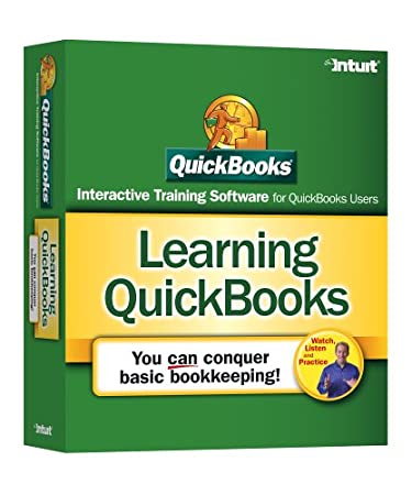 Learning Quickbooks Interactive Training