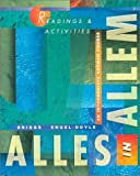 Alles in allem (Readings & Activities): An Intermediate German Course (Student Edition) (0070078327) by Briggs, Jeanine