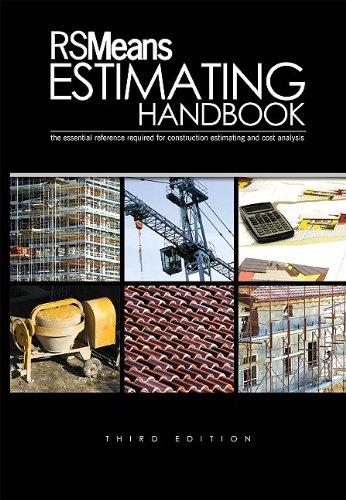 RSMeans Estimating Handbook
