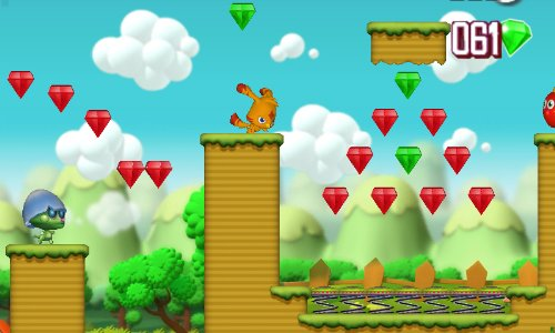 Moshi Monsters: Katsuma Unleashed screenshot