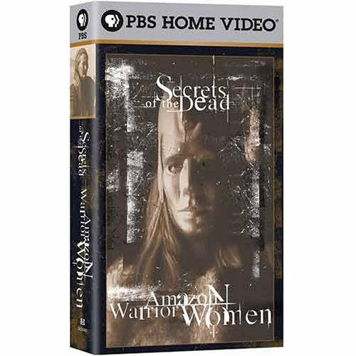 Secrets of the Dead - Amazon Warrior Women [VHS]