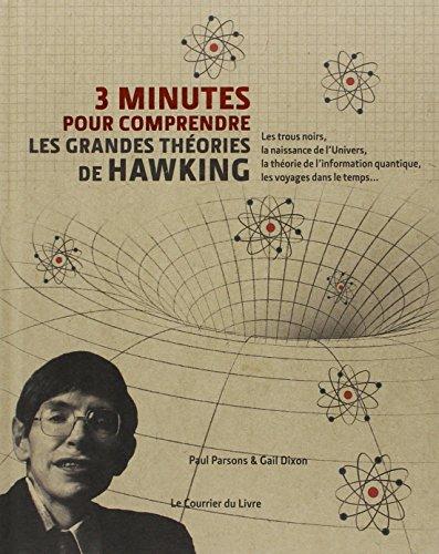 3 minutes pour comprendre les grandes théories de Hawking : sa vie, ses théories et son influence en un rien de temps