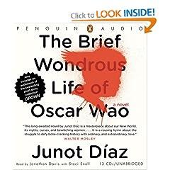 The Brief Wondrous Life of Oscar Wao - Junot Diaz