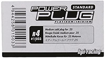 HPI Racing 1503 Glow Plug Medium Cold R4