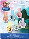 Frozen Nail Polish 6 Count Pack of 6