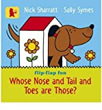img - for Whose Nose and Tail and Toes are Those? (Board book) - Common book / textbook / text book