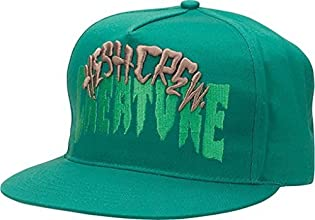 Creature Hesh Crew Adjustable Twill Hat Forest by Creature