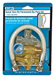Camco 35983 RV Quick Turn RV Permanent By-Pass Kit