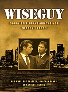 Wiseguy - Season 1 Part 1: Sonny Steelgrave and the Mob [Import USA Zone 1]