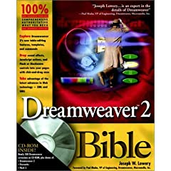 Dreamweaver 2 Bible