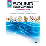 Alfred Sound Innovations for Concert Band, Book 1 Conductor's Score sale off 2015