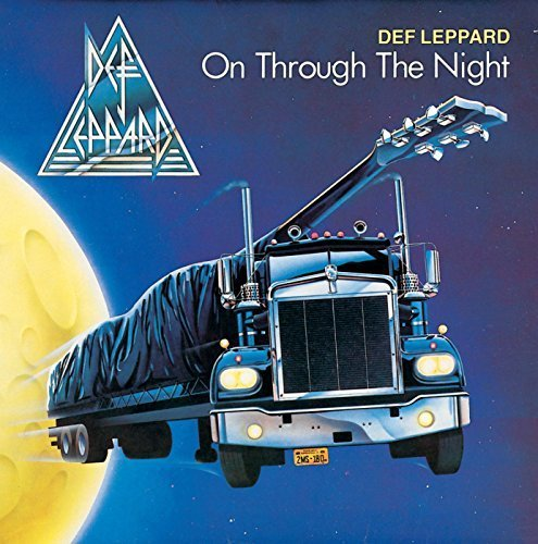 On Through The Night by Def Leppard (1988-11-21)