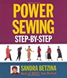 Power Sewing Step-By-Step (1561585726) by Betzina, Sandra