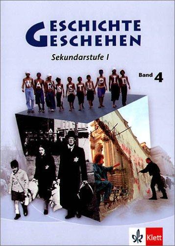 Geschichte und Geschehen - aktuelle Ausgabe / Ausgabe für Nordrhein-Westfalen und Mecklenburg-Vorpommern: Schülerbuch 10. Schuljahr hier kaufen