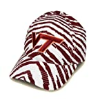 Striped Virginia Tech Hokies Hat