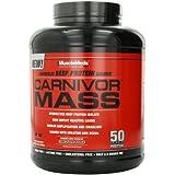 MuscleMeds Carnivor Mass Chocolate Fudge Powder 2.5Kg Comparison-image