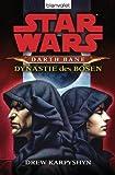 Star Wars Darth Bane 3: Dynastie des B�sen