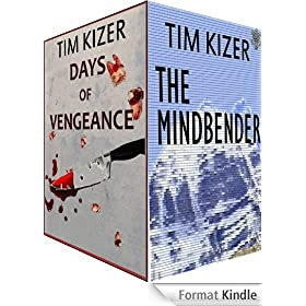 2 Suspense Novels in 1: The Mindbender/Days Of Vengeance (English Edition)